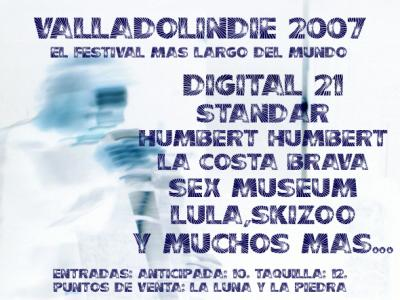 festival valladolindie 2007